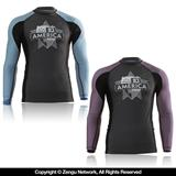 93 Brand 93 Brand Made in America Ranked Rashguard